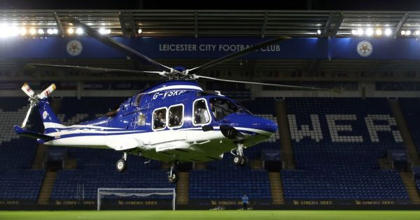 Tiết lộ nguyên nhân vụ rơi máy bay của cố chủ tịch CLB Leicester
