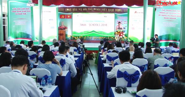 Trường CĐ Lý Tự Trọng TP HCM: Xây dựng nhà trường thông minh