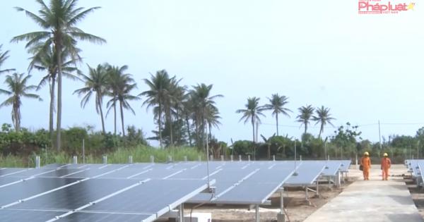 Bình Phước quy hoạch 5.000ha phát triển điện mặt trời