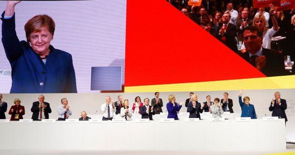 CHLB Đức: Đảng cầm quyền tìm được người thay thế bà Merkel