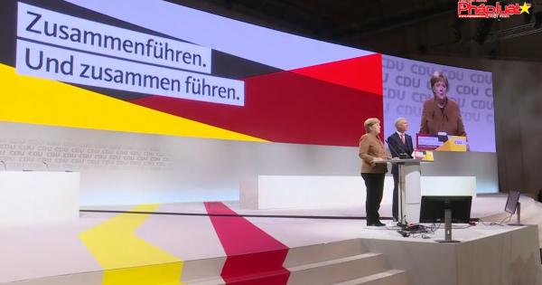 Đức: Đảng CDU bỏ phiếu tìm người thay bà Angela Merkel