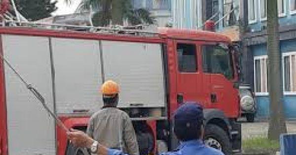 Hải Phòng: Nhà máy thép phát nổ, ít nhất 13 người bị thương