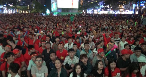 CĐV tin tưởng đội tuyển Việt Nam sẽ chiến thắng chung kết lượt về AFF CUP