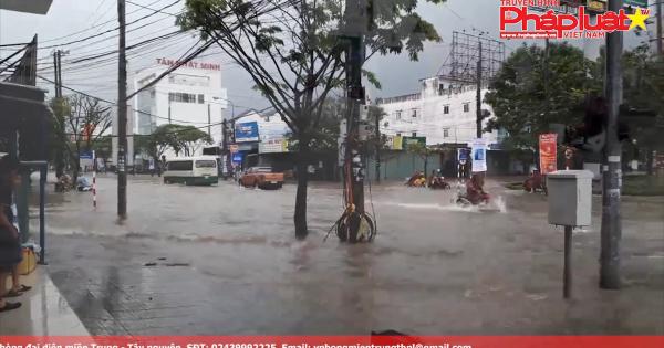 Thiệt hại sau trận lũ lớn vừa qua tại các tỉnh miền Trung