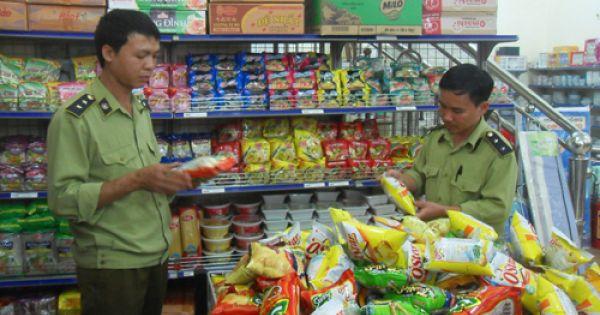 TPHCM lập 12 đoàn kiểm tra thực phẩm dịp lễ Tết