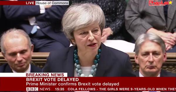 Sóng gió bủa vây Thủ tướng Anh vì thỏa thuận Brexit