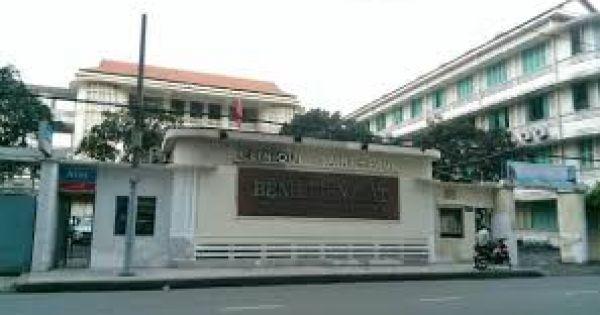 6 cá nhân bị kiểm điểm vụ sai phạm ở BV Mắt TP.HCM