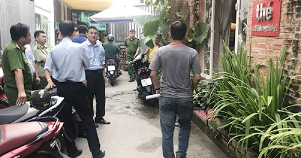 Cảnh sát đột kích 'động thác loạn' đồng tính nam ở Sài Gòn