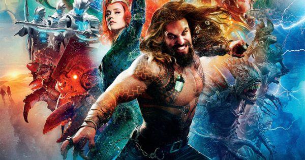"""""""Aquaman: Đế vương Atlantis"""" lập nhiều kỷ lục phòng vé ở Việt Nam"""