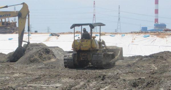 Chưa có cách xử lý 4 triệu tấn xỉ than ở Vĩnh Tân