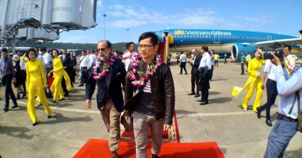 Nhà ga 1.000 tỉ đồng sân bay Phú Quốc đi vào hoạt động