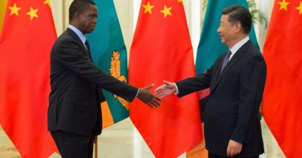 Mỹ - Trung khẩu chiến về nợ của quốc gia Phi châu