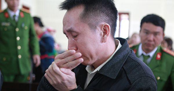 Thầy giáo buôn ma túy bật khóc, tự nguyện nhận án tử hình