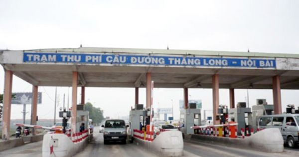 """Bộ GTVT chỉ đạo khẩn vụ tài xế """"vây"""" trạm thu phí BOT Bắc Thăng Long"""