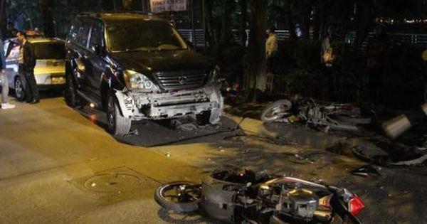 Phụ nữ uống rượu lái xe: Những thảm họa chết người