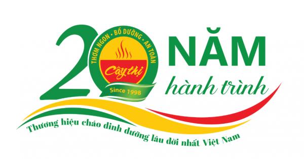 Trực tuyến Lễ Kỷ niệm 20 năm thương hiệu Cây Thị