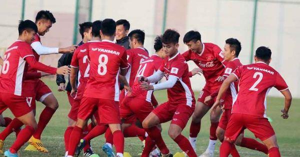Asian Cup 2019: Tình hình đội tuyển Việt Nam trong 2 ngày đầu tiên ở Doha