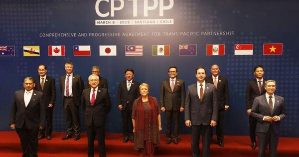 Hiệp định CPTPP chính thức có hiệu lực với các nước thành viên