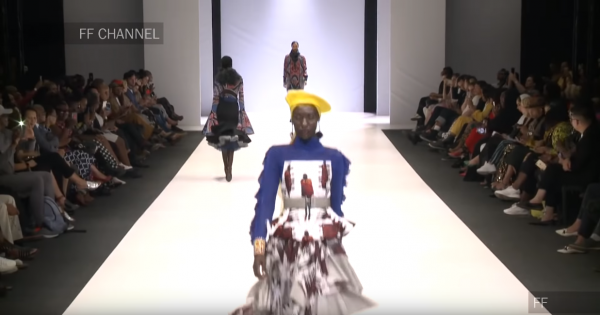 Mantsho Fall Winter 2019/2020 Full Fashion Show Exclusive