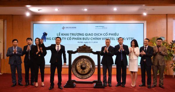 Phó chủ tịch Viettel Post bán gần hết cổ phiếu, thu 370 tỷ đồng