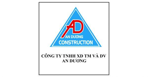 Công ty TNHH XD TM và DV An Dương