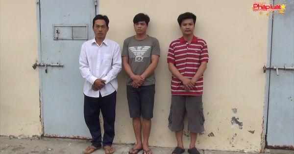 Kiên Giang – Triệt xóa băng nhóm trộm cắp tài sản vùng sông nước