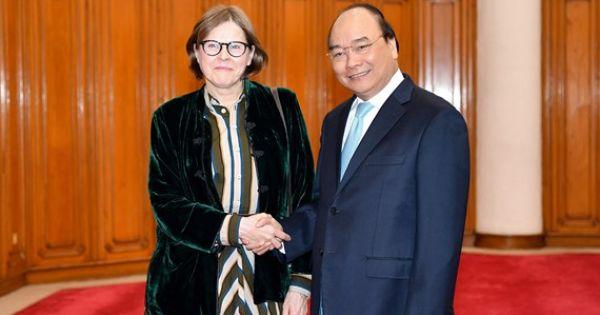 """Đề nghị EC sớm gỡ bỏ """"thẻ vàng"""" đối với thủy sản xuất khẩu của Việt Nam"""