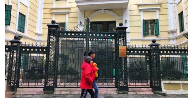 Hà Nội cấm ghi hình cán bộ tiếp dân nếu chưa xin phép
