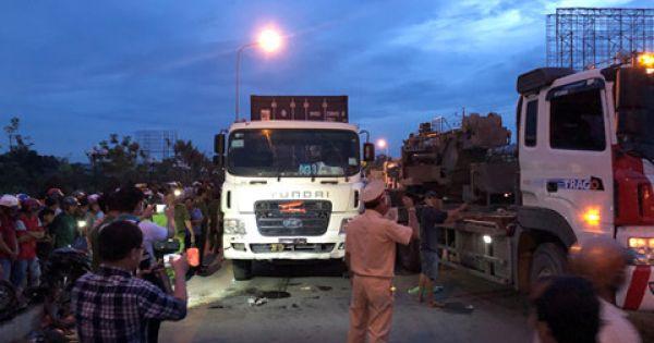 'Siết' kiểm tra container, xe khách sau nhiều tai nạn