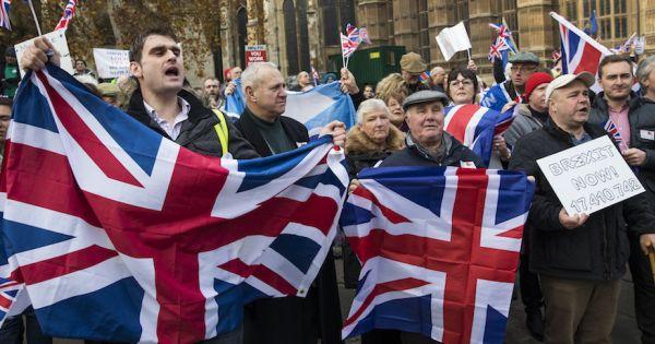 Giới chức Anh khẳng định Brexit sẽ diễn ra đúng lộ trình
