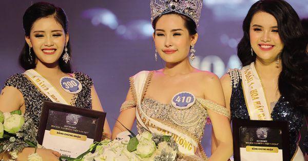 Cục Nghệ thuật Biểu diễn: Phải huỷ danh hiệu Hoa hậu Đại dương của Lê Âu Ngân Anh