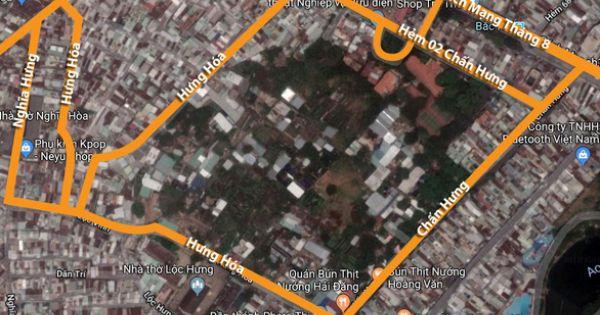 Giải toả hơn 110 công trình chiếm dụng đất và xây dựng trái phép ở vườn rau Tân Bình