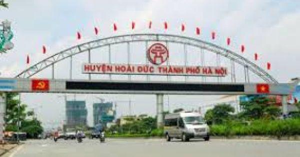 """Hà Nội duyệt quy hoạch """"siêu đô thị"""" hơn 112ha ở Hoài Đức"""
