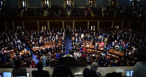 Hạ viện Mỹ thông qua dự luật nhằm mở cửa một phần chính phủ
