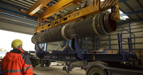 Đức giữ lập trường, phản đối Mỹ can thiệp vào Nord Stream 2