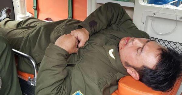 Nhân viên an ninh hàng không sân bay Nội Bài bị hành hung