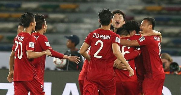 Báo Hàn hy vọng Việt Nam sẽ vượt qua vòng bảng Asian Cup