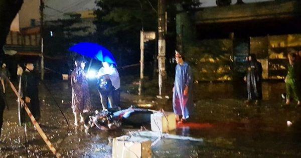 Đà Nẵng: Khởi tố bị can vụ điện giật khiến 2 vợ chồng thương vong