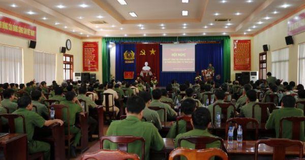 Bình Phước: Tổng kết công tác năm 2018 và triển khai nhiệm vụ năm 2019