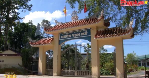 Chùa Vạn Mỹ: Ngôi chùa nhiều thăng trầm xứ Hậu Giang
