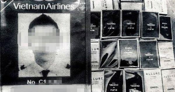 Điều tra hành vi buôn lậu của cơ trưởng Vietnam Airlines