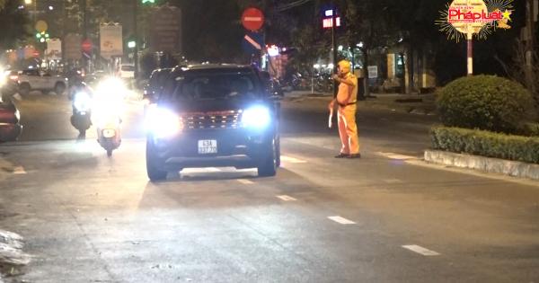 Quảng Ngãi: Bất an tài xế ô tô vi phạm nồng độ cồn ngày giáp Tết