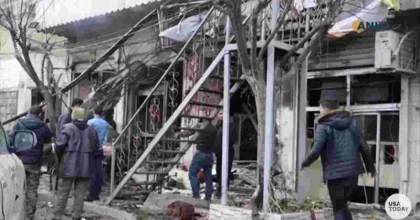 Syria: IS nhận trách nhiệm vụ đánh bom cảm tử khiến 4 người Mỹ thiệt mạng