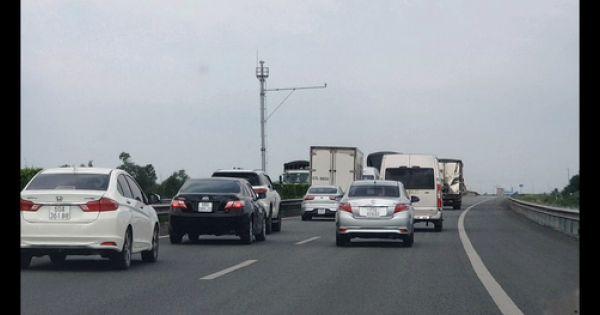 Tuyến cao tốc TP HCM - Trung Lương đang như... đường làng