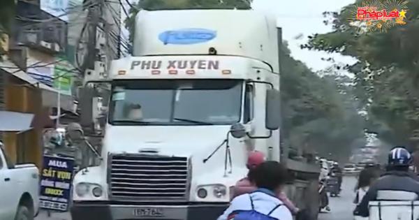 Chính phủ chỉ đạo khám sức khoẻ tất cả tài xế xe tải