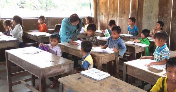 Đắk Lắk: Tạm đình chỉ công tác hiệu trưởng có dấu hiệu xén tiền học sinh nghèo