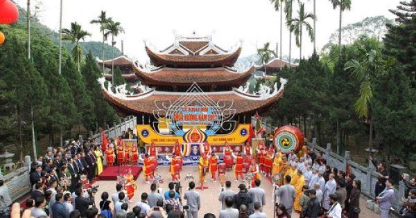 Bộ Văn hóa, Thể thao và Du lịch đề nghị kiểm kê, phân loại lễ hội