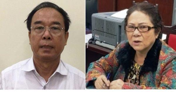 Nguyên Phó chủ tịch UBND TPHCM Nguyễn Thành Tài bị khởi tố trong vụ án thứ 2