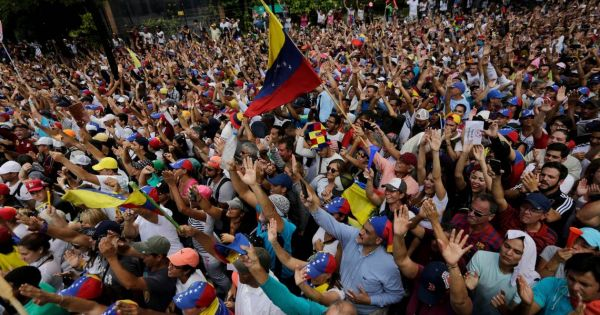 Venezuela: Tổng thống Maduro sẵn sàng đối thoại với phe đối lập qua trung gian quốc tế