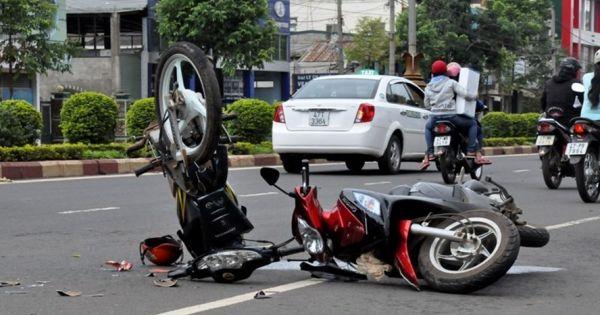 2 ngày đầu nghỉ Tết, 41 người chết vì tai nạn giao thông